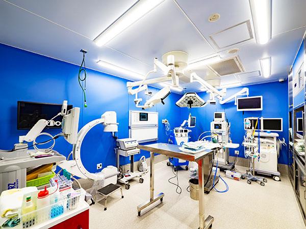 陽圧手術室